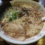四十三代目 哲麺 - 煮干し豚骨ラーメン