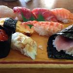 金寿司 地魚定 - お子様にぎり