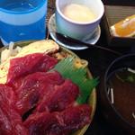 金寿司 地魚定 - お子様マグロ丼