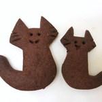 ママネ - 料理写真:ニャンズクッキー
