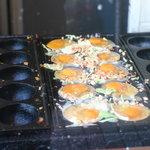 嬉野パーキングエリア(上り線)フードコート - 1個に1個づつ鶏卵が入ります