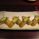 3374815 - 京湯葉チーズ春巻き