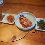 韓国料理・炭火焼肉 大使館 - 2人分