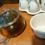 チャイニーズファン - 【2014.12.24(水)-お茶】