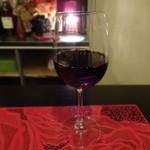 美ワイン処 R - ずし呑みのグラスワイン赤
