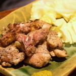 """33743482 - 日本三大地鶏の一つ""""名古屋コーチン""""を扱っているのも魅力。"""