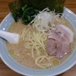 麺家 浜風 - ラーメン(並)¥680