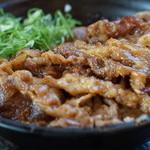 カルビ丼とスン豆腐専門店 韓丼  - カルビ丼540円