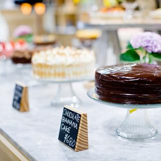 お誕生やパーティーにスペシャルケーキはいかが?