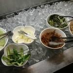 おもろきむちや - 野菜&前菜
