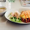 Cafe SPIRIT - 料理写真:オムレツナポリタン(^_^)