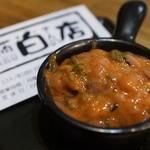 ステーキ&ハンバーグ ひげ - 差し入れ