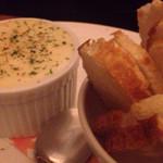 マルゴ - チーズとバゲット