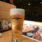 33756774 - ビールはアサヒ エクストラコールドあり☆