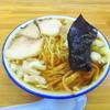 ケンちゃんラーメン - 料理写真:中華そばの身入りの小盛り