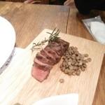 山芳ばる - 熟成肉