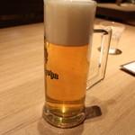 ヴィネスパ 湯楽 - 薪小屋ビール ゴールド