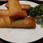 中華料理 大福楼 - 春巻き