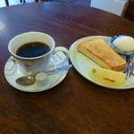 ポンポンマム - H26年12月23日のコーヒーとモーニングサービス