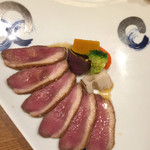 稲田屋 - 鴨ロース