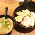 Sampachinudorukicchin - つけ麺(醤油)スペシャル¥980