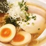 Sampachinudorukicchin - 味玉・鶏&豚チャーシュー