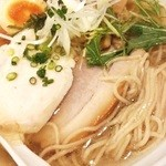 Sampachinudorukicchin - 中細ストレート麺
