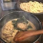 まるとく - 強麺のつけ麺