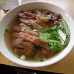 好公道の店 金鶏園 - 排骨麺(TWD90) ※2015現行価格