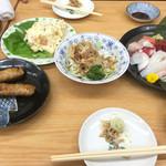 葛西橋 - 料理写真: