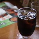 加里部 - アイスコーヒー