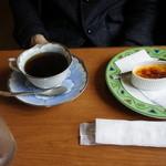 加里部 - デザートと珈琲