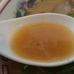 京都らーめん - スープ