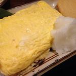 台所屋 一軒目 - 卵焼き