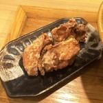 味噌乃家 - 唐揚げ