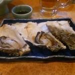 いち川 - 料理写真:焼き牡蛎