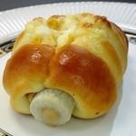 フランディール - ちくわパン160円