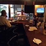 ジョニービー - お寿司屋さんイベント中のBAR