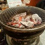 33770556 - お肉は炭火で