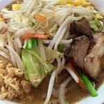 くまがい - タンメン(限定麺)
