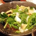 楽酒たまるば 玉造 - 海鮮中華フライ麺