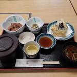 割烹 藤 - 日替り定食750円