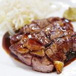 馬料理専門 天國 - 馬肉ステーキ
