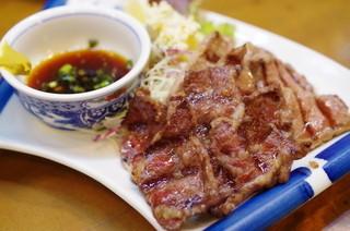 むつ五郎 - 塩焼き