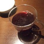ラバト - ホットワイン700円