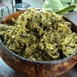 老牌牛肉拉麵大王 - 高菜