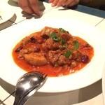 スパニッシュライツ - 豚ロース肉のソテー