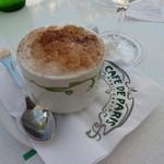Café de Paris Monte-Carlo - 料理写真:カプチーノ