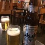 立ち呑み 寅さん - 瓶ビール