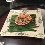 日本料理 太月 - 進肴 香箱蟹 かに酢 2014-12